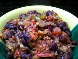 cuisine chilienne recettes recette chili con carne cuisinez chili con carne