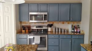 kitchen makeover in gray gel stain general finishes design center