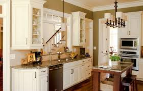 Cream Kitchen Cabinets With Blue Walls Cream Kitchen Cabinets What Colour Walls U2013 Pamelas Table
