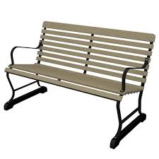 Outside Benches Home Depot by Bronze Outdoor Benches Patio Chairs The Home Depot