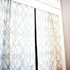 curtains for door closet door ideas curtain closet curtains door