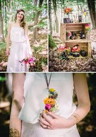 mariage hippie mariage hippie thème seventies pour votre union