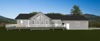 Bungalow Plans With Basement by Walkout Basement House Plans Edmonton House Plan