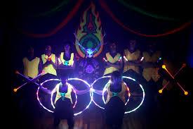 glow show glow show pyroceltica