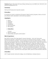 sle resume of administrative coordinator ii salary slip 3 gregory l pittman training specialist professional sle