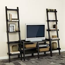 remarkable tv stand bookcase combo verambelles contemporary wall