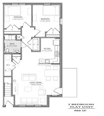 Unit Floor Plans by The Michaels Org