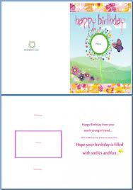 happy birthday cards best word word birthday card template gangcraft net