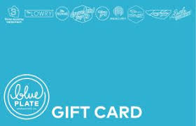 gift card company gift cards blue plate restaurant company