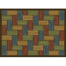 Chocolate Area Rug Area Rugs Accent Rugs Kmart