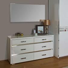 White Gloss Bedroom Wardrobes Living Room Amazing White Wooden Drawers For Living Room