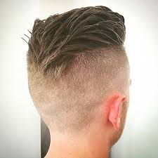 shaved back and sides haircut mens shaved sides hairstyles hairstyle for women man