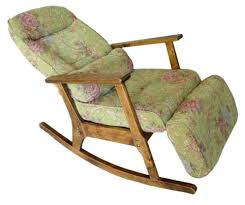 modern wood chair chic vintage furniture modern wood rocking chair for aged people
