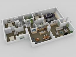home design plans 3d ravishing 3d floor plan 3d floor plans 3d