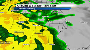 Metro Detroit Map metro detroit weather soaking rains wind warmth ahead