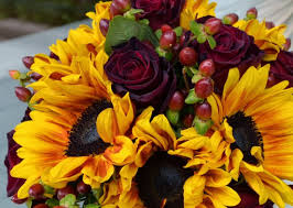 Sunflower Bouquets Flower Flowers Roses Sunflowers Bouquet Flower Sunflower Bouquets