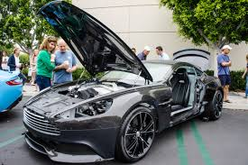aston martin rapide shows its file aston martin vanquish show chassis 8186469368 jpg