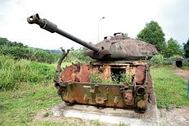 ww2 military vehicles ruins of war 15 places abandoned due to military turmoil urbanist