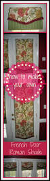 How To Make Roman Shades For French Doors - best 25 roman shades french doors ideas on pinterest