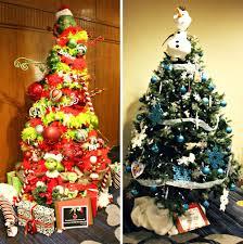 grinch christmas tree merry christmas lea