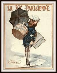 Brocante Vintage Paris 11 French Magazine Paris