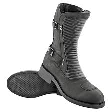 womens motorcycle boots size 9 speed and strength speed society s leather boots