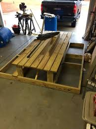 Aff Wood Know More How To Build A Kids Octagon Picnic Table by 7 Best Floating Picnic Table Project Images On Pinterest Pallets