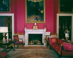 Red Room White House Rooms Vermeil Room China Room Red Room East Room