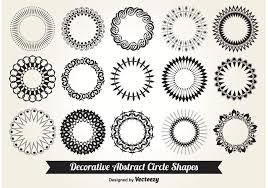 creative decorative circle popular home design unique in