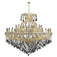 Maria Theresa 6 Light Crystal Chandelier Maria Theresa 16 Light Empress Crystal Chandelier Silver T40 624