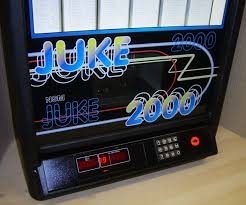 juke 2000 50 cd wall jukebox
