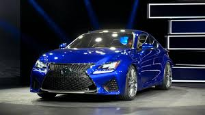 new lexus rcf lexus reveals the brand new rc f top gear