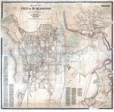 Uvm Campus Map Historic Map U2013 Modern Map Comparison Stephen Thaxter U0027s Phenology