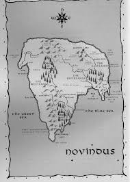 Msu Maps Maps From Raymond Elias Feist U0027s Books