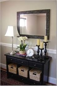 Mirrored Entry Table Entryway Storage Solutions Living Rooms Entryway Tables And Room