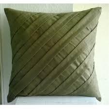 Designer Throw Pillows For Sofa by Decorative Throw Pillow Covers Couch Pillow Sofa Pillow 16x16