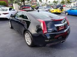 2014 cadillac cts performance used 2014 cadillac cts performance miami vin 1g6dc1e3xe0189977