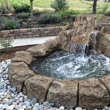 Backyard Water Falls by Backyard Water Features Pond Waterfalls U0026 Swimming Pool