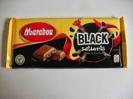 Daim Chocolate Ikea Kev U0027s Snack Reviews Marabou Black Saltlakrits Salty Licorice