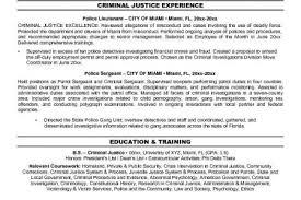 Criminal Justice Resume Sample by Justice Resume Cover Letter Criminal Justice Resume Samples