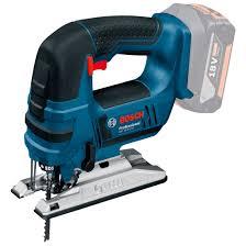 bosch gst 18 v li b 18v bow handle jigsaw body only powertool world