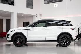 mini range rover black used 2013 land rover range rover evoque sd4 dynamic lux for sale