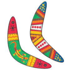 boomerang sand art shapes cleverpatch