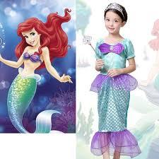 Ariel Halloween Costume Women Buy Wholesale Princess Halloween Costume Ideas China