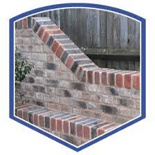 top quality brick garden walls for properties in royston