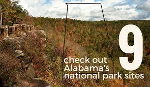 Alabama national parks images Check out alabama 39 s nine national park sites png