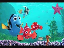 film kartun nemo finding nemo theme song beyond the sea youtube
