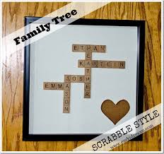 25 unique family crafts ideas on photo wall wall