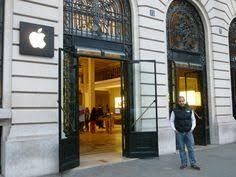 Apple Store Paris Apple Store Opera Paris France Retail Design Pinterest