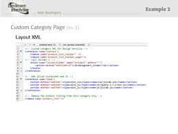 add js layout magento front end development in magento